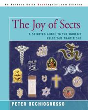 Cover of: The Joy of Sects | Peter Occhiogrosso