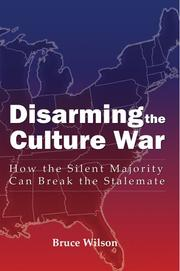 Cover of: Disarming the Culture War