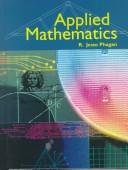 Cover of: Applied mathematics | R. Jesse Phagan