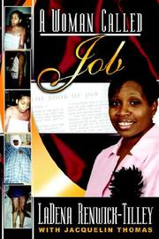 Cover of: A Woman Called Job
