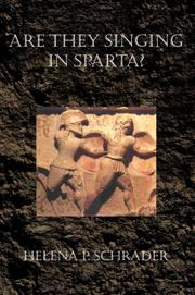 Cover of: Are They Singing in Sparta?