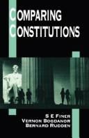 Cover of: Comparing constitutions