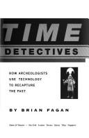 Cover of: Time detectives
