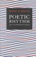 Cover of: Poetic rhythm