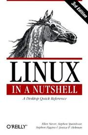 Cover of: Linux in a nutshell |