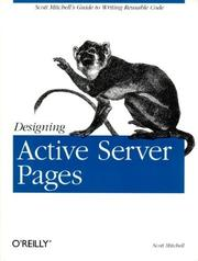 Cover of: Designing Active Server Pages