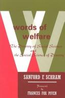 Cover of: Words of welfare