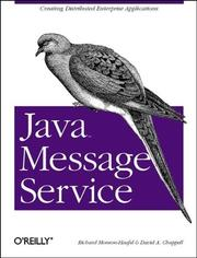 Cover of: Java Message Service (O'Reilly Java Series)
