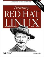 Cover of: Learning Red Hat Linux