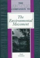 Cover of: The ABC-CLIO companion to the environmental movement