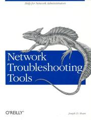 Cover of: Network Troubleshooting Tools | Joseph Sloan