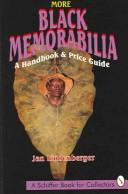 Cover of: More black memorabilia