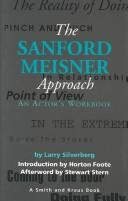 Cover of: The Sanford Meisner approach