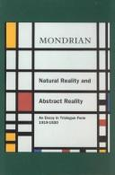 Cover of: Natural reality and abstract reality