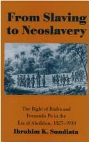 Cover of: From slaving to neoslavery