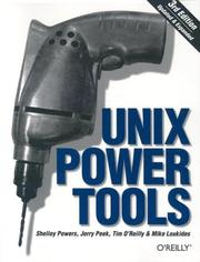 Cover of: UNIX power tools |