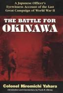 Cover of: The battle for Okinawa