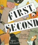 Cover of: First, second