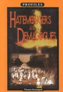 Cover of: Hatemongers and demagogues