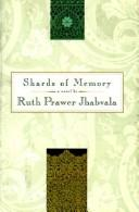 Cover of: Shards of memory