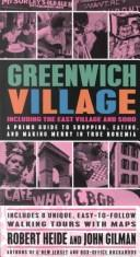 Cover of: Greenwich Village