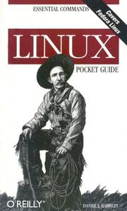 Cover of: Linux pocket guide