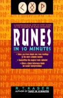 Cover of: Runes in 10 minutes | R. T. Kaser