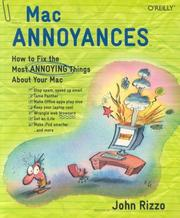 Cover of: Mac annoyances
