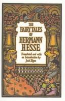 Cover of: The fairy tales of Hermann Hesse