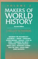 Cover of: Makers of world history |