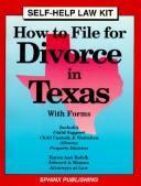 How to file for divorce in Texas by Karen Ann Rolcik