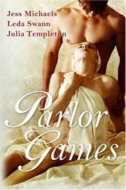 Cover of: Parlor Games | Jess Michaels
