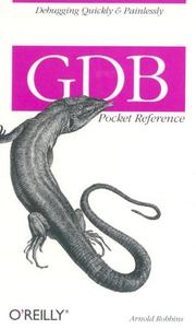 Cover of: GDB Pocket Reference