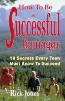 Cover of: How to be a successful teenager