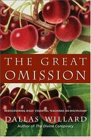Cover of: The Great Omission