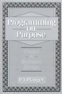 Cover of: Programming on purpose II | P. J. Plauger