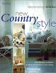 Cover of: New Country Style