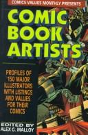 Cover of: Comic book artists |