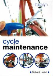 Cover of: Cycle maintenance | Richard Hallett