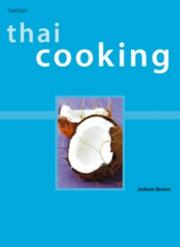 Cover of: Thai Cooking