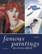Cover of: Famous Paintings in Cross Stitch (Hamlyn Home & Crafts S.)