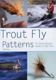 Cover of: Trout Fly Patterns
