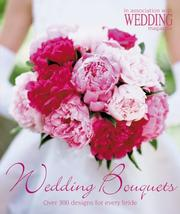 Cover of: Wedding Bouquets | Wedding Magazine