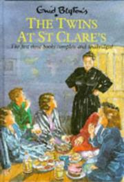 Cover of: The Twins at St.Clare's by Enid Blyton