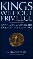 Cover of: Kings without privilege