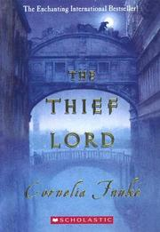 Cover of: Thief Lord