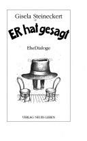 Cover of: Er hat gesagt