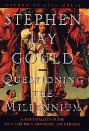 Cover of: Questioning the millennium
