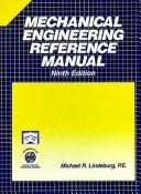 Cover of: Mechanical engineering reference manual