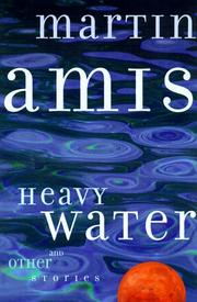 Cover of: Heavy water and other stories